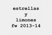 estrellas y limones